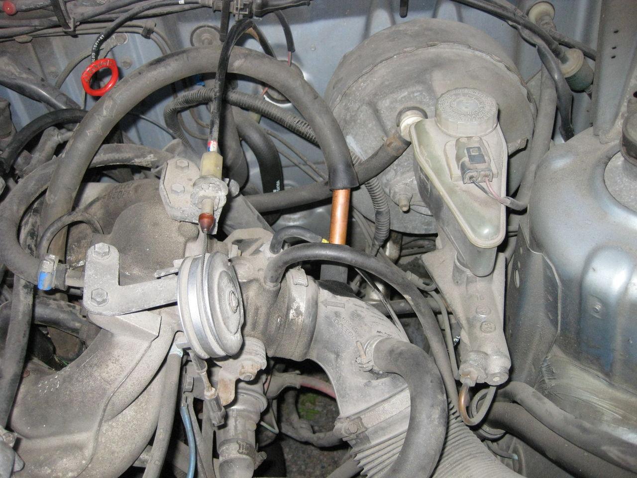 b230f tomgångsmotor